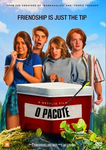 Poster of O Pacote