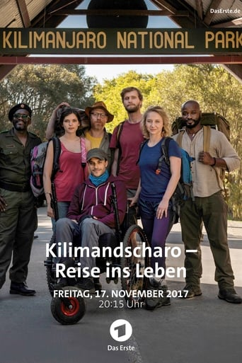 Poster of Kilimandscharo - Reise ins Leben