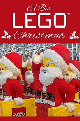 Poster of A Big Lego Christmas
