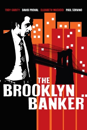 Poster of The Brooklyn Banker