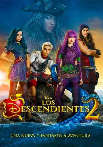 Poster of Los descendientes 2