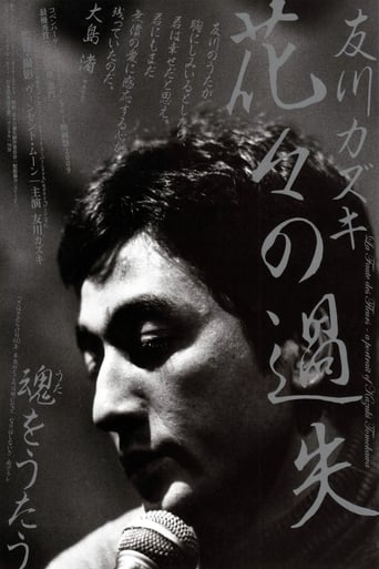 La faute des fleurs: A Portrait of Kazuki Tomokawa