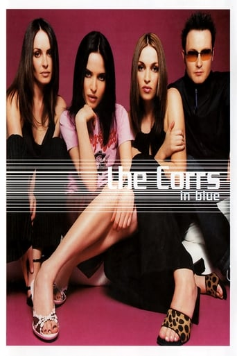 Poster of The Corrs: In Blue Documentary