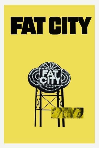 Fat City poster