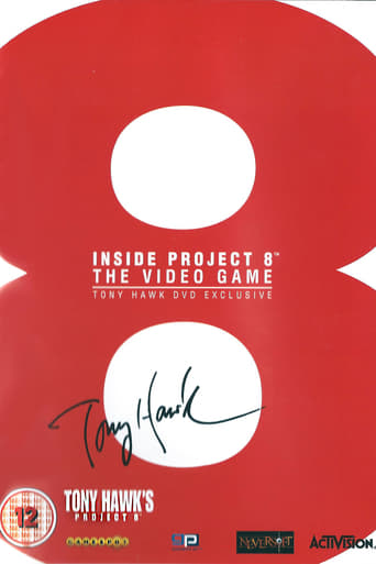 Poster of Inside Project 8 The Video Game