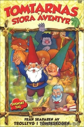 Poster of The Gnomes' Great Adventure