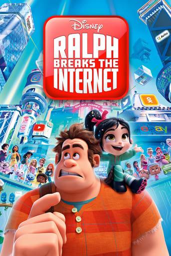 portada Ralph rompe Internet