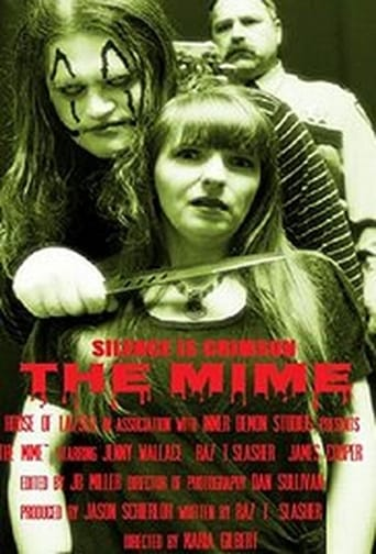Poster of The Mime fragman