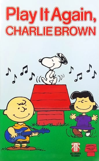 Poster of Play It Again, Charlie Brown