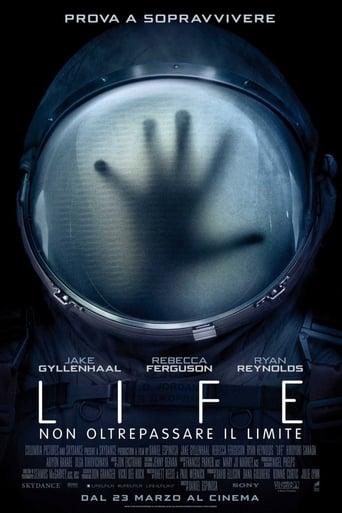 Poster of Life - Non oltrepassare il limite