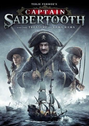 Poster of Captain Sabertooth & The Treasure Of Lama Rama