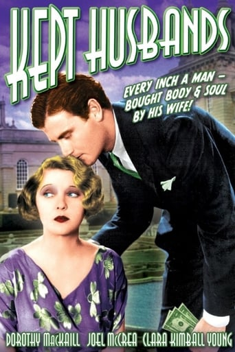 Poster of Kept Husbands