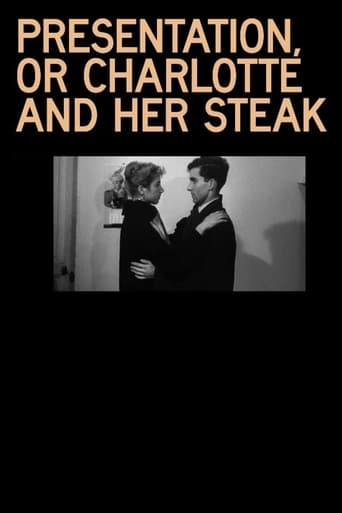 Poster of Presentation, or Charlotte and Her Steak