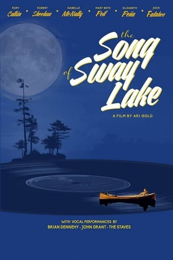 Poster of The Song of Sway Lake