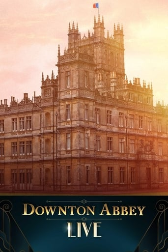 Poster of Downton Abbey Live!