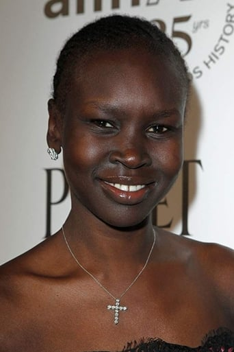 Image of Alek Wek