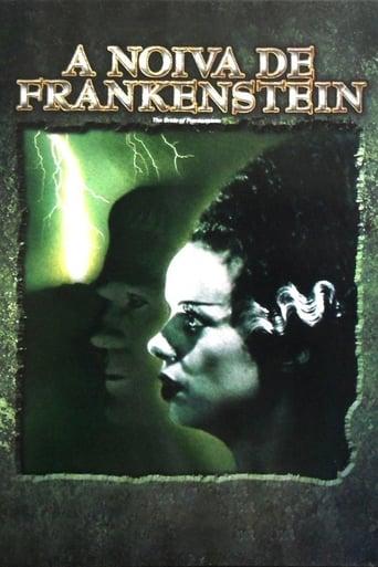 A Noiva de Frankenstein - Poster