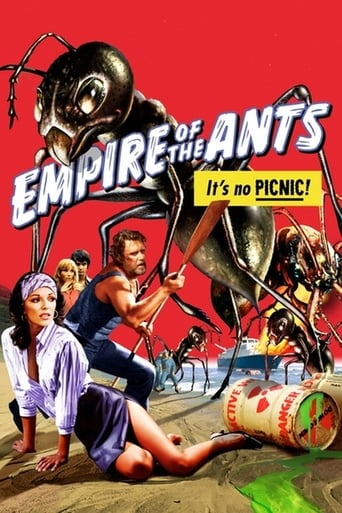 Poster of Empire of the Ants