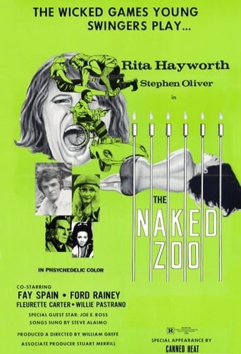 Poster of The Naked Zoo