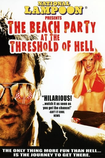 Poster of National Lampoon Presents The Beach Party at the Threshold of Hell
