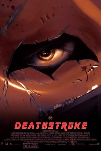 Poster of Deathstroke