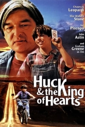 Poster of Huck and the King of Hearts