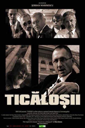 Poster of Ticăloșii