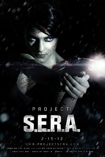 Poster of Project: S.E.R.A.
