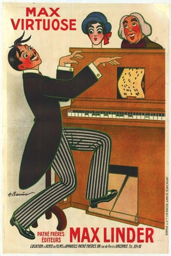 Poster of Max as a Musician