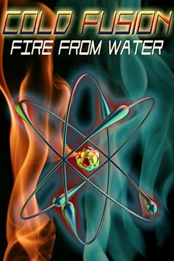 Poster of Cold Fusion: Fire from Water