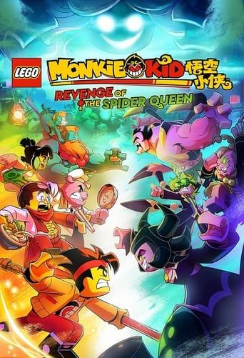 LEGO Monkie Kid: Revenge of the Spider Queen