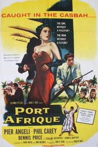 Poster of Port Afrique