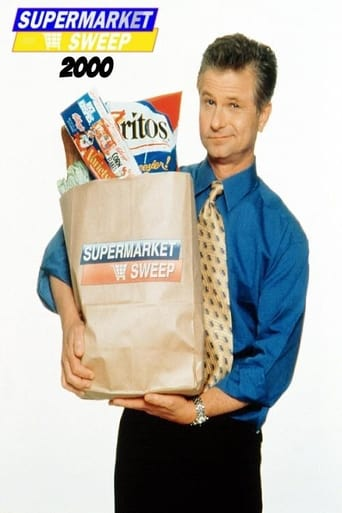 Supermarket Sweep Movie Poster