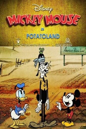Poster of Potatoland