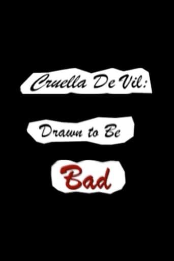 Poster of Cruella De Vil: Drawn to Be Bad
