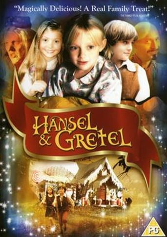Poster of Hansel & Gretel fragman