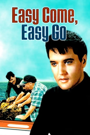 Poster of Easy Come, Easy Go