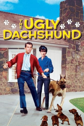Poster of The Ugly Dachshund