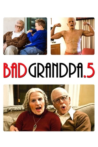 Poster of Jackass Presents: Bad Grandpa .5