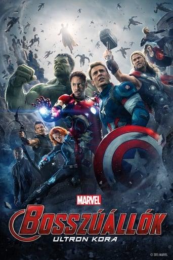 Poster of Bosszúállók: Ultron kora