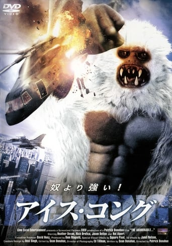 Poster of The Abominable...