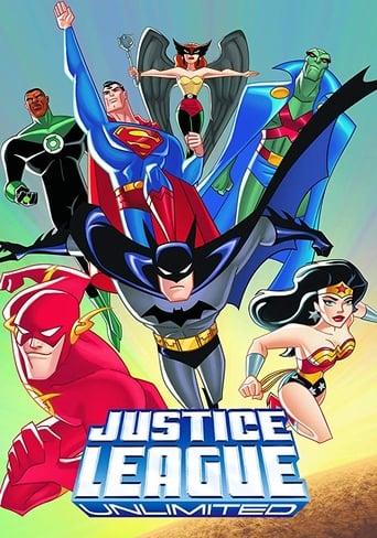 Justice League Unlimited Poster