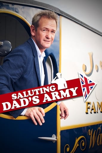 Capitulos de: Saluting Dad