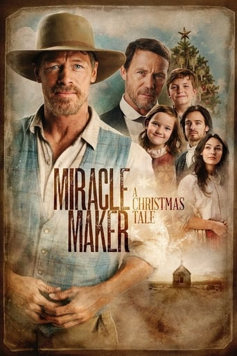 Poster of Miracle Maker - A Christmas Tale
