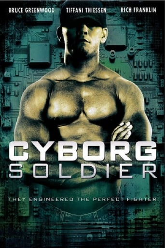 Poster of Cyborg Soldier