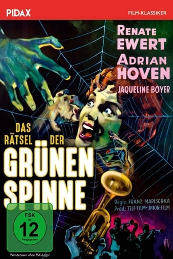 Poster of The Mystery of the Green Spider