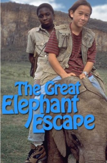 Poster of The Great Elephant Escape