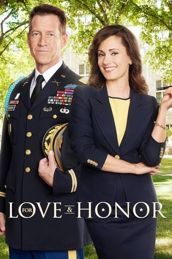 Poster of For Love and Honor