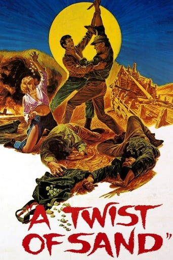 Poster of A Twist of Sand