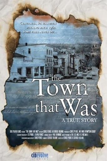 The Town That Was poster